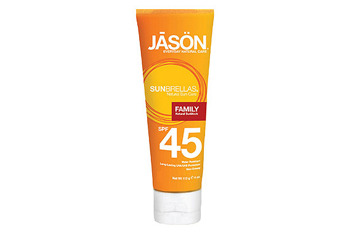 Jason Sunbrellas Family SPF 45 from Naturisimo.com, $15