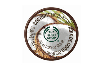 The Body Shop Coconut Lip Butter, $8