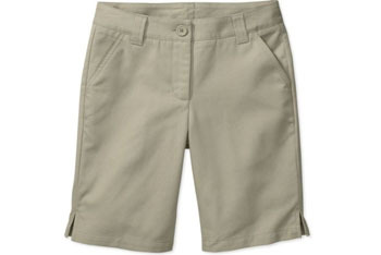 George bermuda shorts from Wal-Mart.com, $13