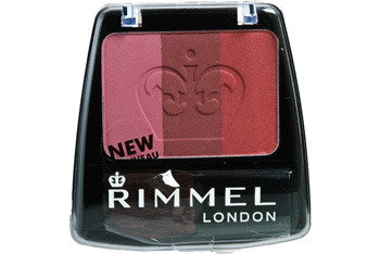 Rimmel Lasting Finish Powder Blush in Summer Fever, $4.99