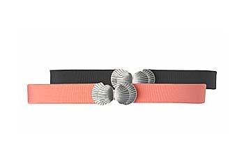 2pk shell slim belts from NewLook.com, $10