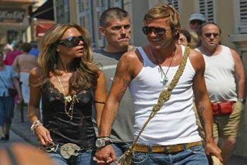 Beckham Unwelcomed