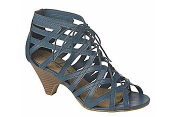 Cut out lace sandal from NewLook.com, $20