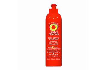Herbal Essences None of Your Frizzness Anti-Frizz creme, $3.99