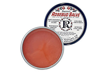Smith's Rosebud Salve lip balm from Sephora.com, $6