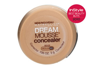 Maybelline Dream Mousse Concealer, $6.99