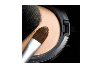Use a concealer brush for precise application