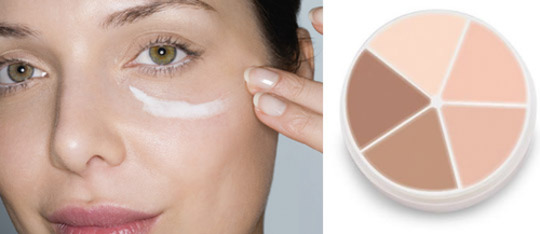 Feature concealer feature