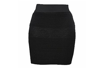 Lace tube skirt from NewLook.com, $20