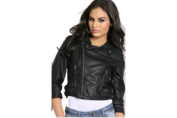 Biker jacket from Asos.com, $20