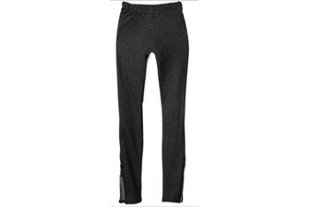 Juniors side zip knit denim leggings from WalMart.com, $12