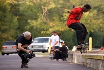 Cool Cameraman