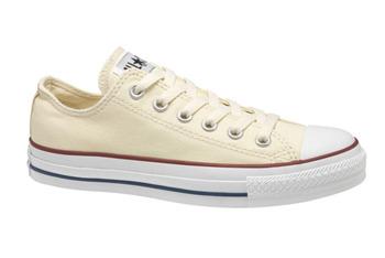 Cream converse, $45