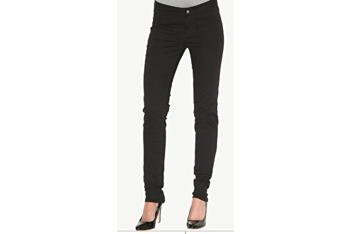 "Black ""Vila"" five pocket jeans from Asos.com, $30"