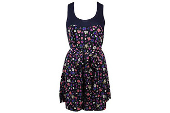 Posie chiffon woven dress from Forever21.com, $15.80