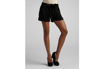 Sash tencil short from CharlotteRusse.com, $22.50