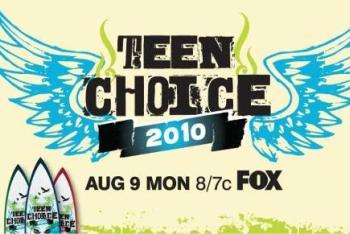 2010 Teen Choice Awards Winners