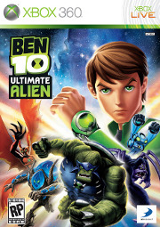 Ben 10 Ultimate Alien : Cosmic Destruction