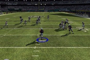 Madden 11 run