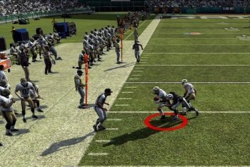 Madden 11 tackle