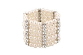 Opulent bracelet from Forever21.com, $6.80
