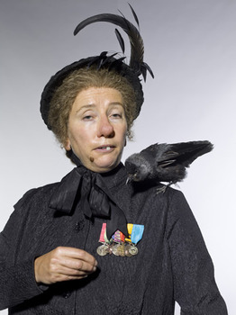 Emma Thompson in Nanny McPhee