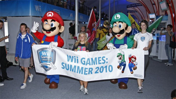 Wii Games: Summer 2010 National Championship
