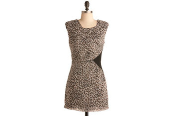 Animal Magnetism dress from ModCloth.com, $60