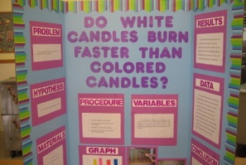 My Science Fair Project by Kayla