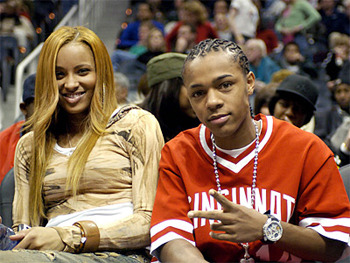 Ciara and Bow Wow