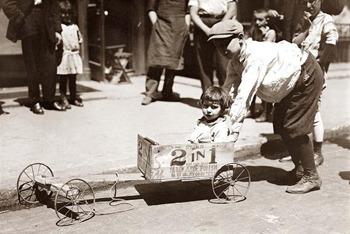 1930s Soapbox