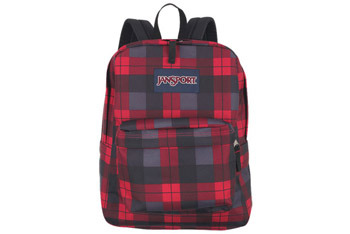Jansport Kurt Plaid backpack from Delias.com, $29.99