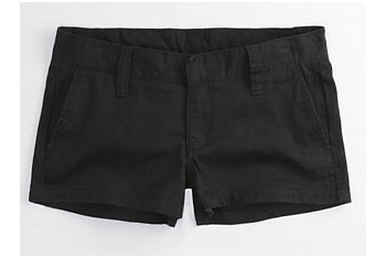 Hurley lowrider black shorts from PacSun.com, $43
