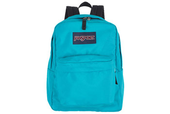 Jansport Cabesa backpack in blue from Delias.com, $29.99