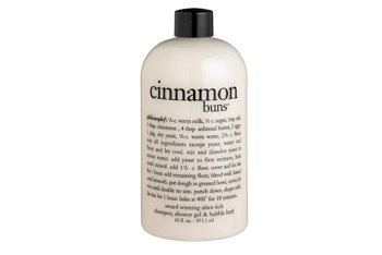 Philosophy Cinnamon Buns Bubble Bath