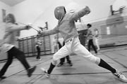 Quiz the Coach :: Fencing Feature