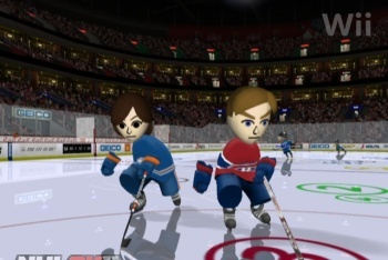 NHl 2K11 Road to the Cup