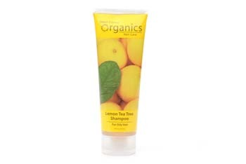 Desert Essence Lemon Shampoo for Oily Hair, $9.49