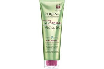 L'Oreal Everstrong Bodifying Shampoo and Conditioner, $6.99 ea