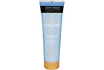 John Frieda Luxurious Volume Full Splendor Shampoo and Conditioner, $5.99 ea