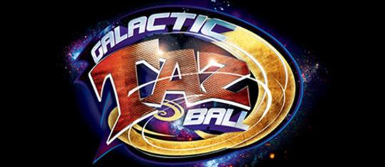 Feature galactic taz ball fea