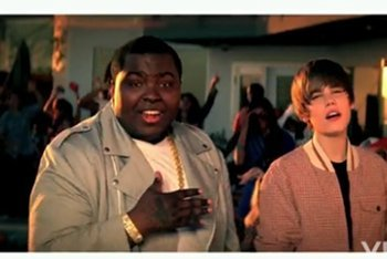 Sean Kingston and Justin Bieber