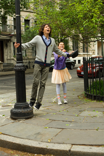 Adam Sevani and Alyson Stoner