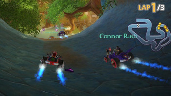 Free Realms' Referee Ruby's Guide to Racing