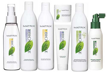 Matrix Biolage Hair Care Products