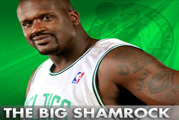 Shaq's Shamrock