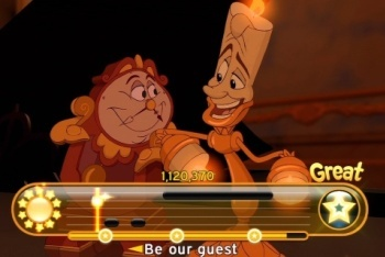 Disney Sing It Be Our Guest