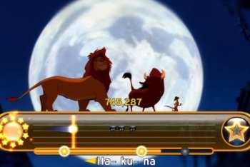Disney Sing It Lion King