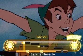 Disney Sing It Peter Pan