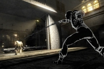 Spider-Man Shattered Dimensions screenshot Noir Spider-Man